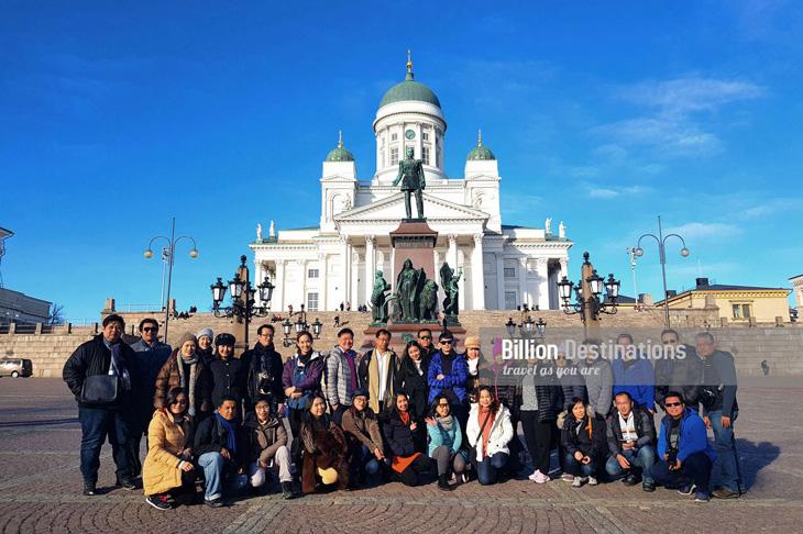 คณะเดินทางประเทศฟินแลนด์